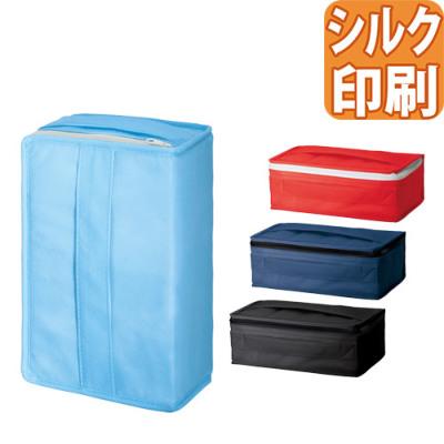 不織布保冷バッグ 3WAY シルク印刷
