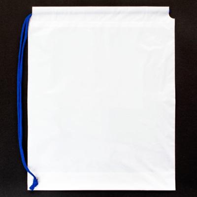 ポリバッグ(グラビア印刷)ショルダー大サイズ 乳白